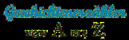 Geschichtenerzähler von A bis Z Logo